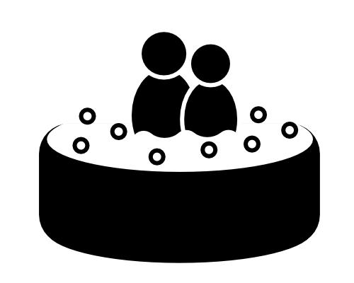 Icon jacuzzi